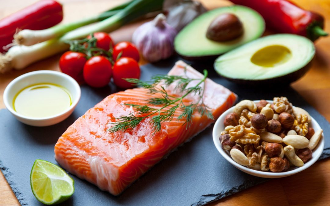 Mediterranean Diet may Benefit Overall Health